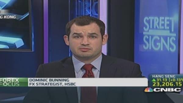 Carney's hawkish stance is 'interesting': HSBC