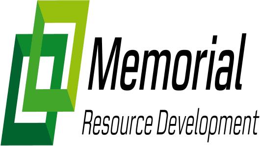 Memorial Resource Development Corp. Logo