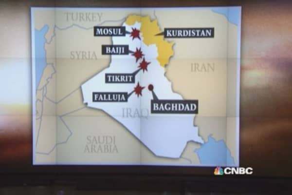 Iraqi Kurdistan wants to export its oil