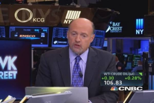 Cramer's stocks to watch: OpenTable 'nice ecosystem'