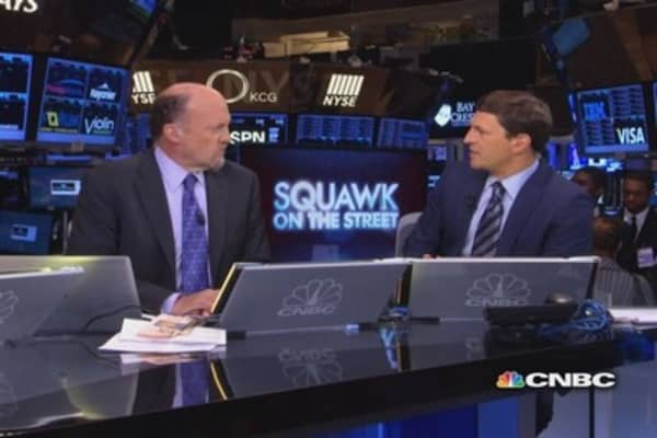 Cramer's geopolitical view
