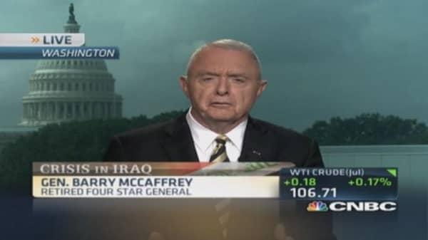 Gen. Barry McCaffrey: Seeing creation of new order