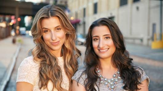 Katia Beauchamp and Hayley Barna, co-founders of Birchbox