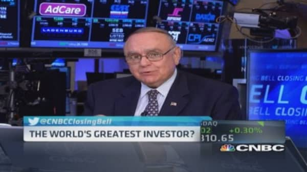 Cooperman & Miller: Best investor, best company