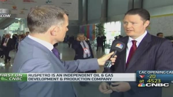 'Shadow' over Russian oil from Ukraine: Ruspetro