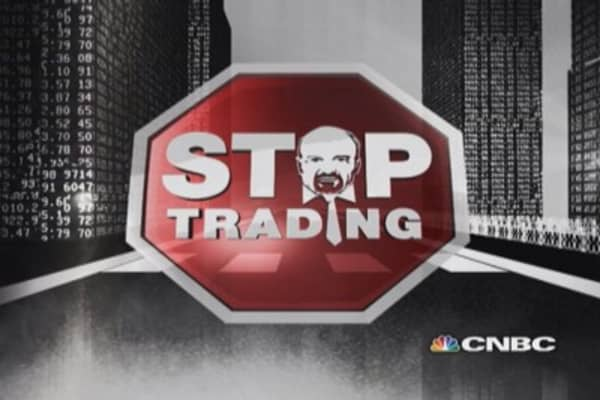 Cramer's Stop Trading: Own these stocks