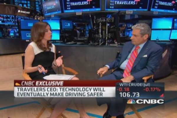 Travelers CEO: Deeply engaged in medical networks