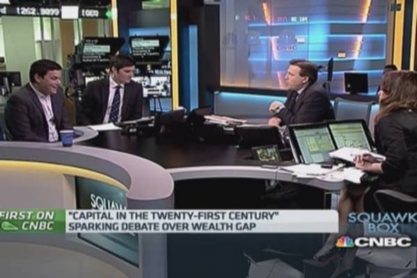 FT damaging its credibility with attacks on me: Piketty
