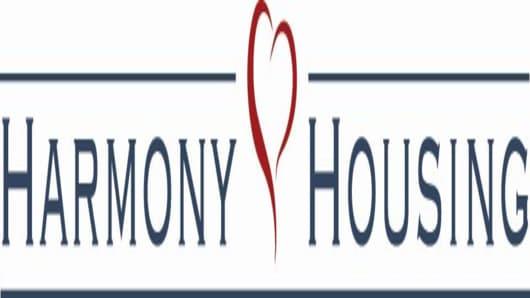 Harmony Housing logo