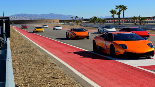 This four-and-half mile private racetrack in the California desert allows supercar owners the ability to experience their supercars at top speeds.