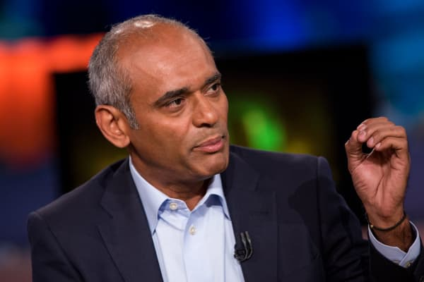Chet Kanojia, chief executive officer and founder of Aereo Inc.