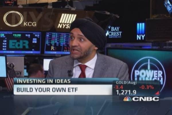 Motif Investing makes 'Disruptor 50'