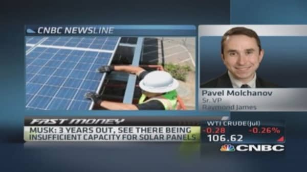 Don't expect US to be major solar panel hub: Pro