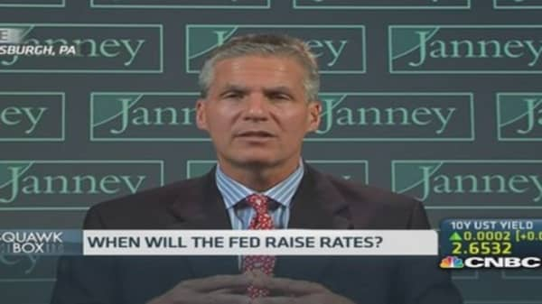 Will the Fed speed up its rate hike timetable?