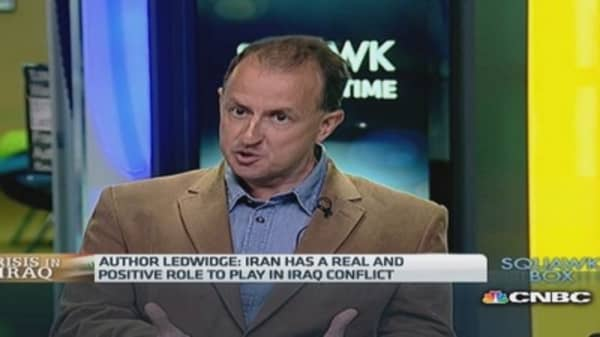 Blame politicians for Iraq 'catastrophe': Pro