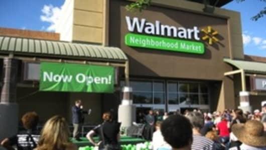 Grand Opening of Walmart Neighborhood Market