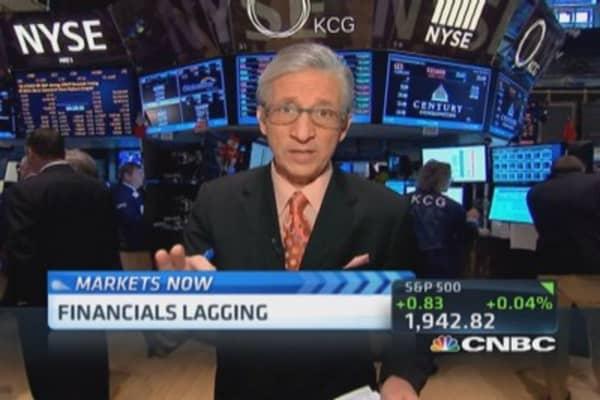 Pisani's market open: Energy IPOs 'very hot'