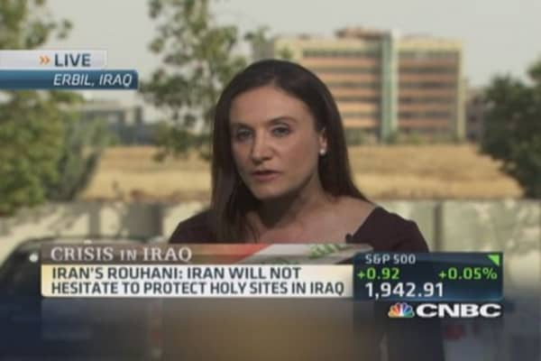 Exxon Mobile Iraq operations threatened?