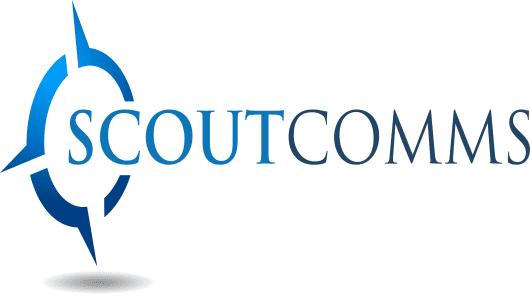 ScoutComms logo