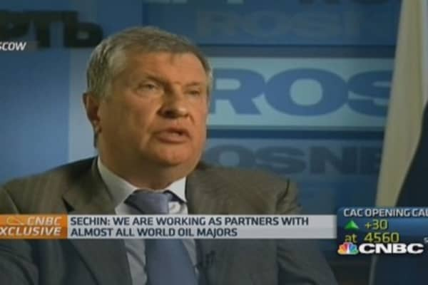 Rosneft is misunderstood: CEO