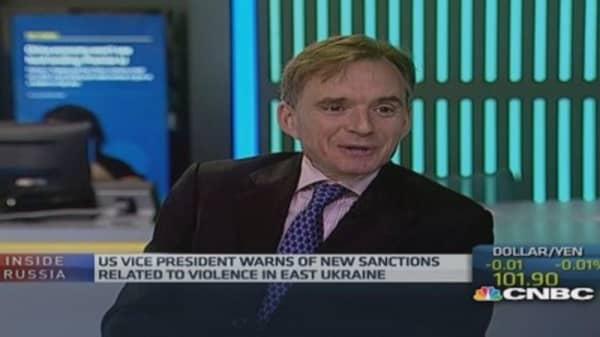 Politics of Russia-Ukraine crisis 'calming': Pro