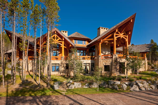 Most Expensive House We Could Get Into Big Sky Montana