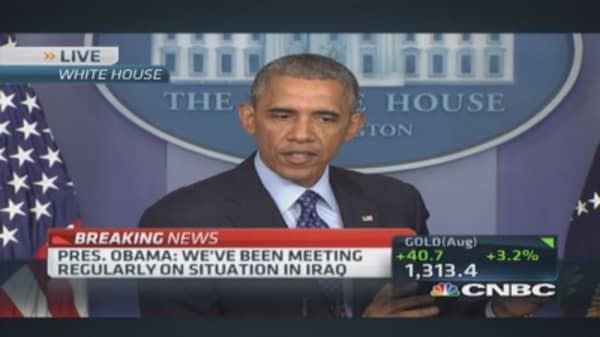 President Obama's counter-terrorism plan