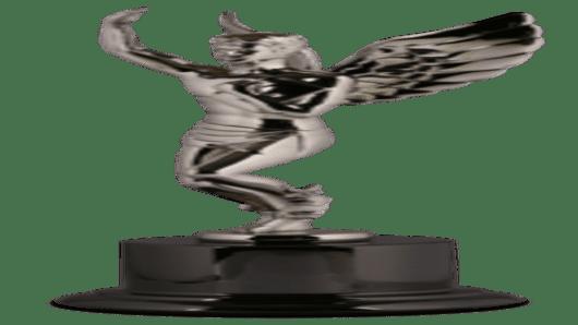 Platinum Hermes Award