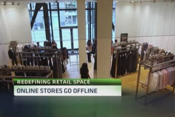 Storefront: The Airbnb of retail