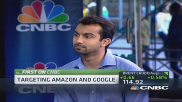 Instacart a sophisticated app: CEO