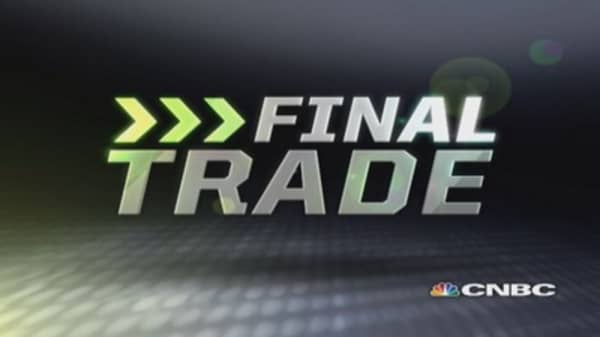 Fast Money Final Trade: ORCL, GRA, COH, CBI