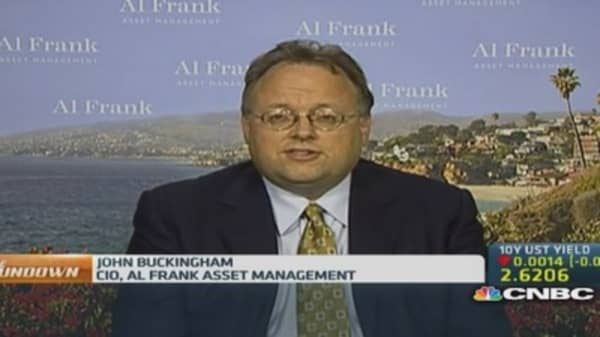 Why this expert still prefers US equities