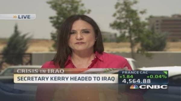 Obama to send 300 military advisors to Iraq