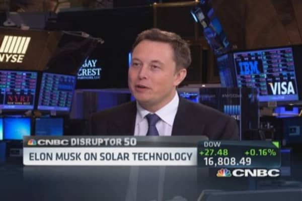 Elon Musk: A 'potentially dangerous outcome' with AI