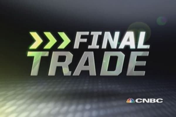 Fast Money Final Trade: IFF, EWZ, WYNN, MSFT