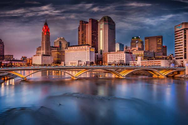 Columbus. Ohio.