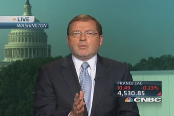 Norquist: Ex-patriots exposed to double taxation