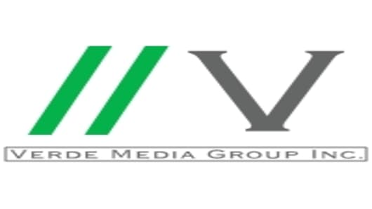 Verde Media Group Logo