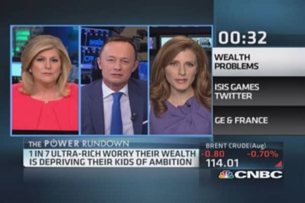 Power Rundown: Wealth problems