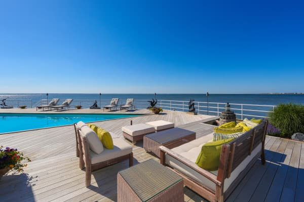 $10.9M house located in Loveladies on Long Beach Island, NJ.
