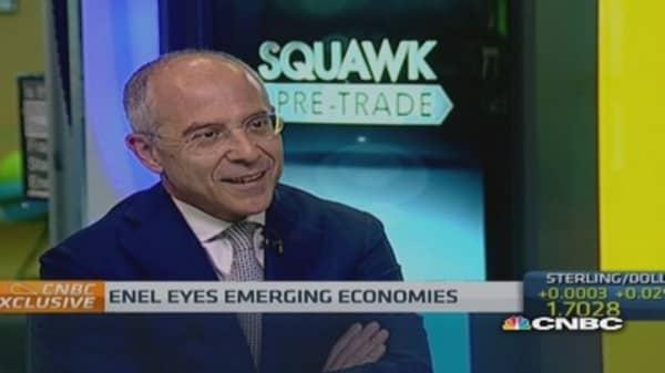 Europe needs a single energy market: Enel CEO