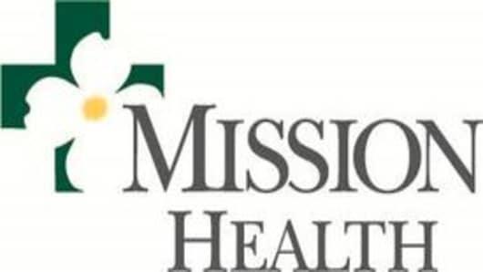 Mission Health logo