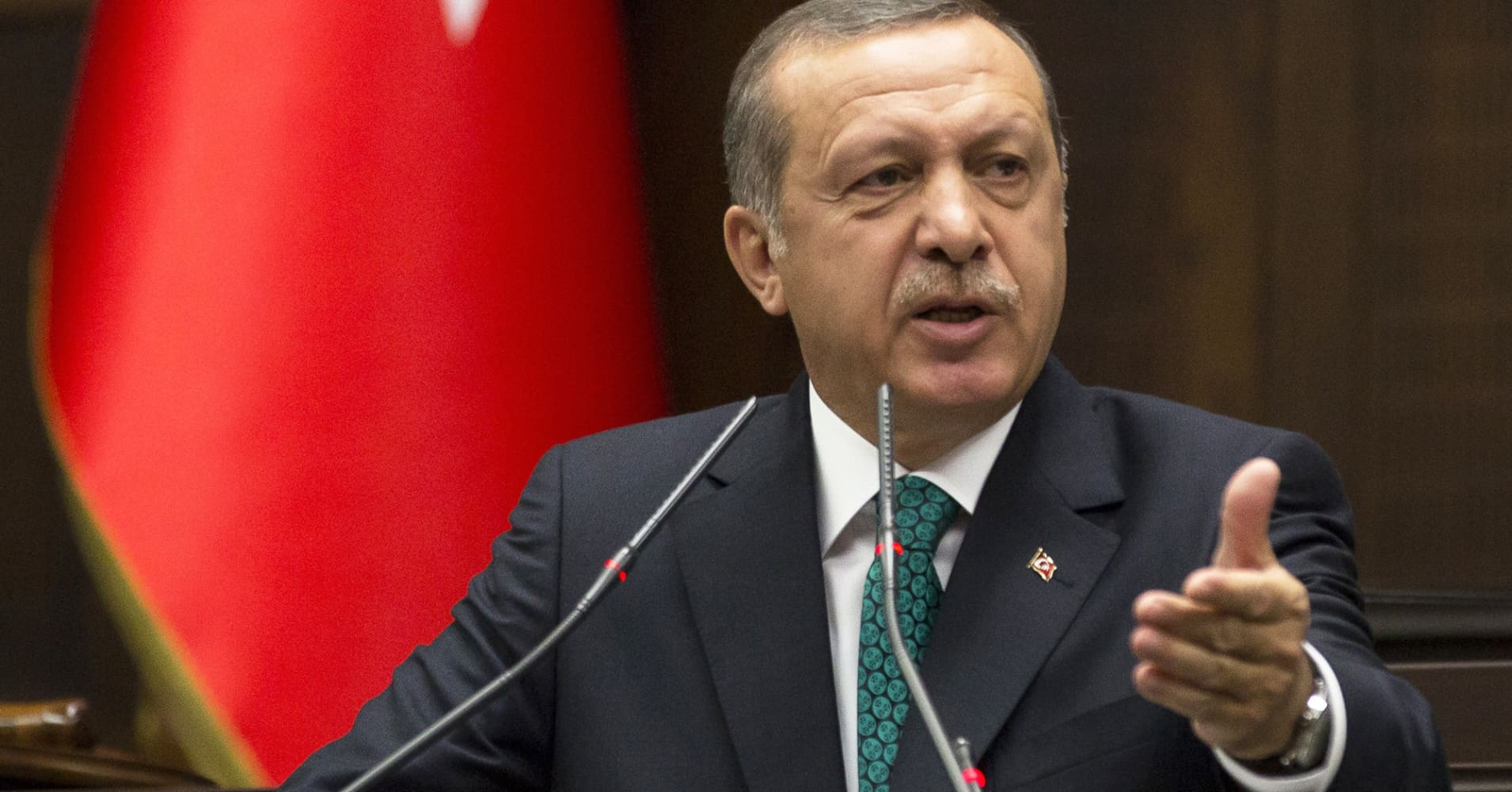The West Hoped for Democracy in Turkey. Erdogan Had Other Ideas.
