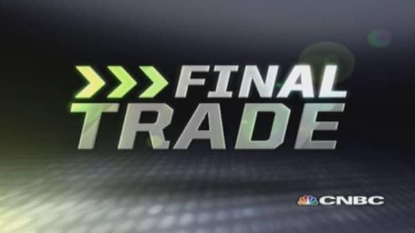 FMHR Final Trade: INTC, TBF & more
