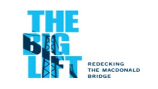 The Big Lift Logo