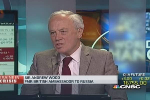 Putin 'in difficult position': Ex-ambassador