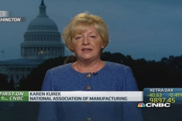 ObamaCare is concern for US manufacturers: Survey