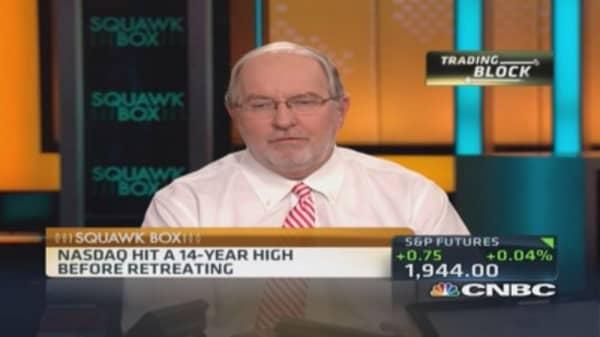 Gartman: Don't even consider shorting the market