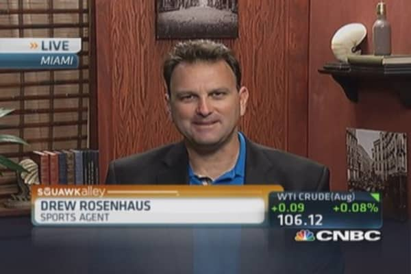 Agent Rosenhaus: Miami best place for LeBron