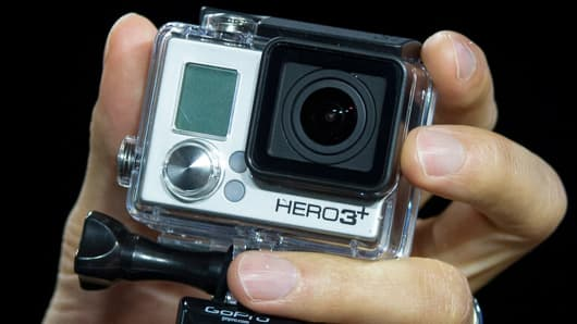 GoPro prices initial shares at $24